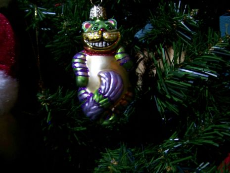 Storybook tree-Cheshire Cat