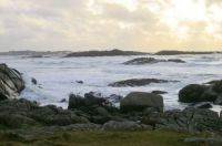 Stormy weather -Brusand - Norway