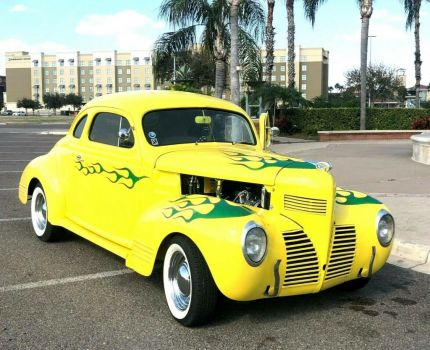 1939 Dodge Coupe