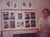 Gma Konyha with all her children.