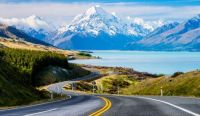 Mt. Cook - New Zealand - South Isl.