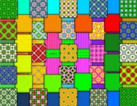 Pretty little squares...
