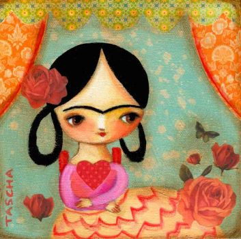 Frida ... Happy Valentine's Day
