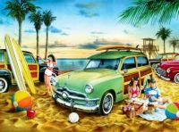 Beach Wagon Party