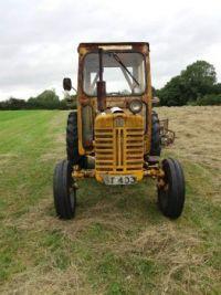 International Harvester Tractor.