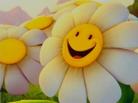 happy flower!!!