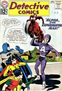 Batman, Robin And Batwoman Versus Alpha