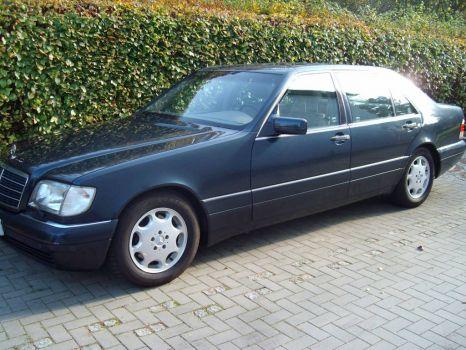 W140 S500 lang
