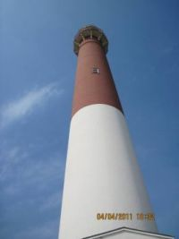 Barnegat Lighthouse another view