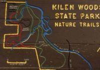 Kilen Woods Trail Map