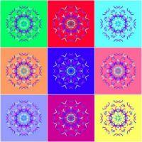 Colorful Kaleidos
