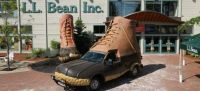 LL Bean On the Road