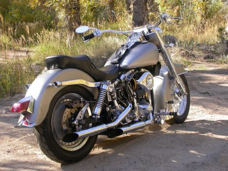 1972 Electra Glide