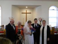 our wedding day April 13,2013