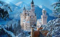 Schloß Neuschwanstein_Winter