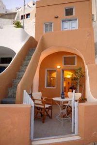 Oia Cave House, Santorini
