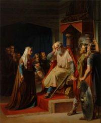 King Gorm The Old of Denmark