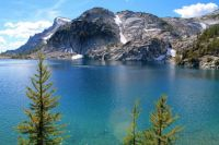Perfection Lake, The Enchantments, Washington State
