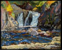 The Little Falls, J.E.H. MacDonald
