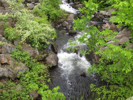 New Hampshire creek