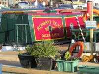 Canal Boat - Worcester UK