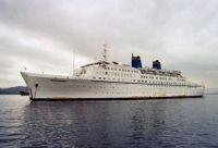 OCEAN EXPLORER I, Eleusis Bay in Oct 2003