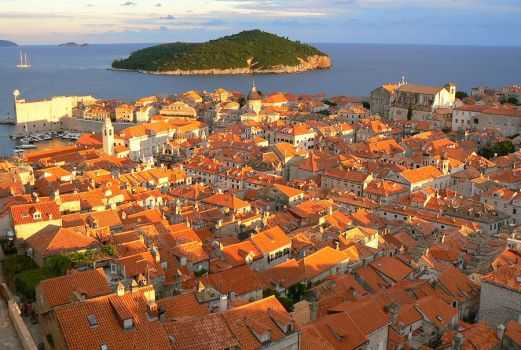 Dubrovnik, Croatia - a port of beauty