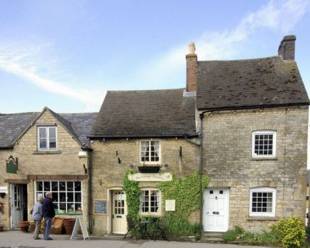 the cottage tearooms - stow on the wold