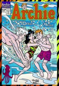 Archie #428 Summer Fun