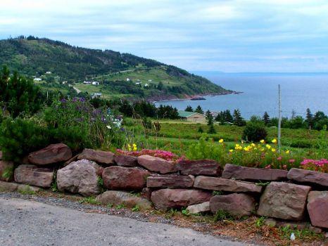 This was taken at Ballentine's cove Nova Scotia