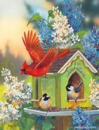 14-bird-painting