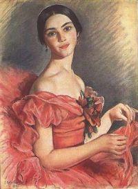 Zeniada Serabriakova  - Curtain Call