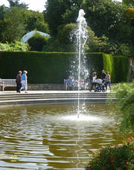 Fountain at Hever