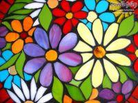 Tiffany Flowers 234