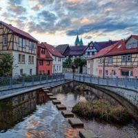 8.24 Malerwinkel am Spittelteich in Gernrode