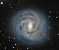 Anemic Spiral NGC 4921 from Hubble