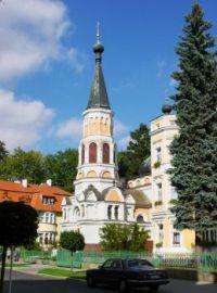 5.9.2006 Kostel Františkovy Lázně