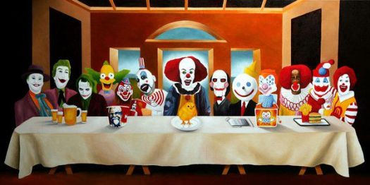 The Last Clown Supper