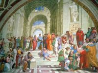 Raffaello (The school of Athens)