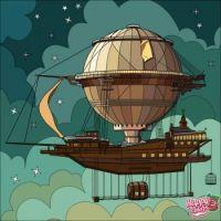 Airborne Ship