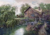 Willow Creek Mill, Carl Valente