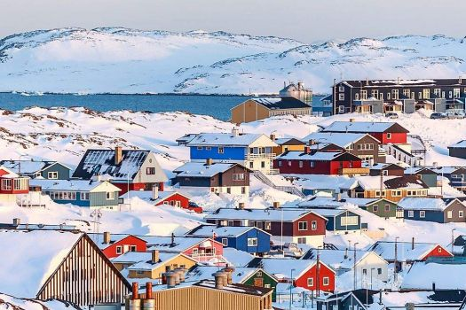 Greenland, Nuuk
