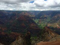 The Grand Canyon of the Pacific, Kauai, Hawaii