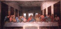 Da Vinci, La Cène (1498)
