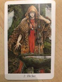 Tarot ~~ 3 September