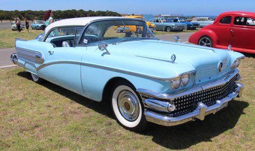 "Buick ""Series 40"" - 1958"