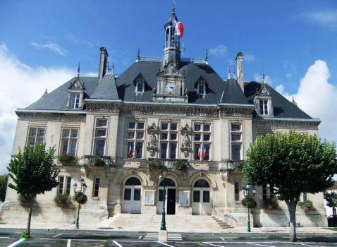Hotel de Ville, St Jean D'Angely