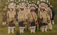 Pueblo Indian Dancers