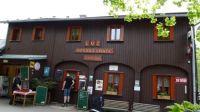 """Chalet """"LUŽ""""  - restaurant and accommodation/  Horská chata """"Luž"""" - restaurace a ubytování."""