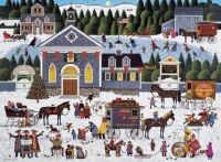 Charles Wysocki - Christmas